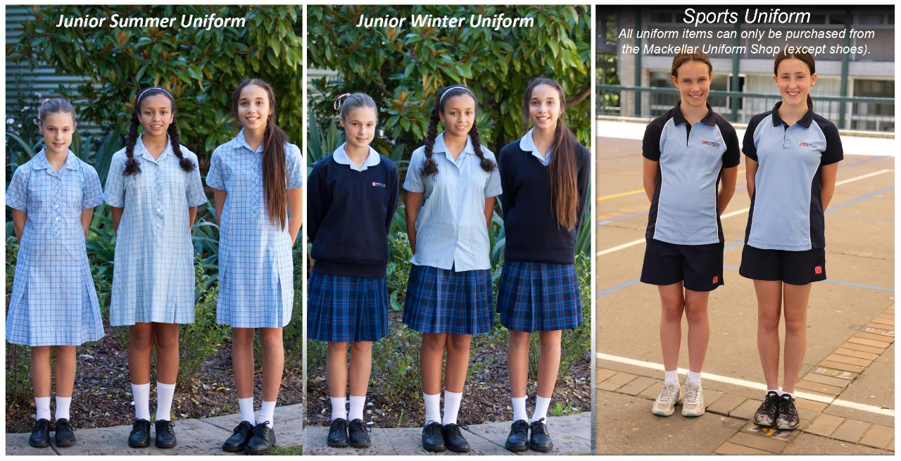 83f76d12a All skirts and dresses must be worn so they are no shorter than just above  the knee. No makeup